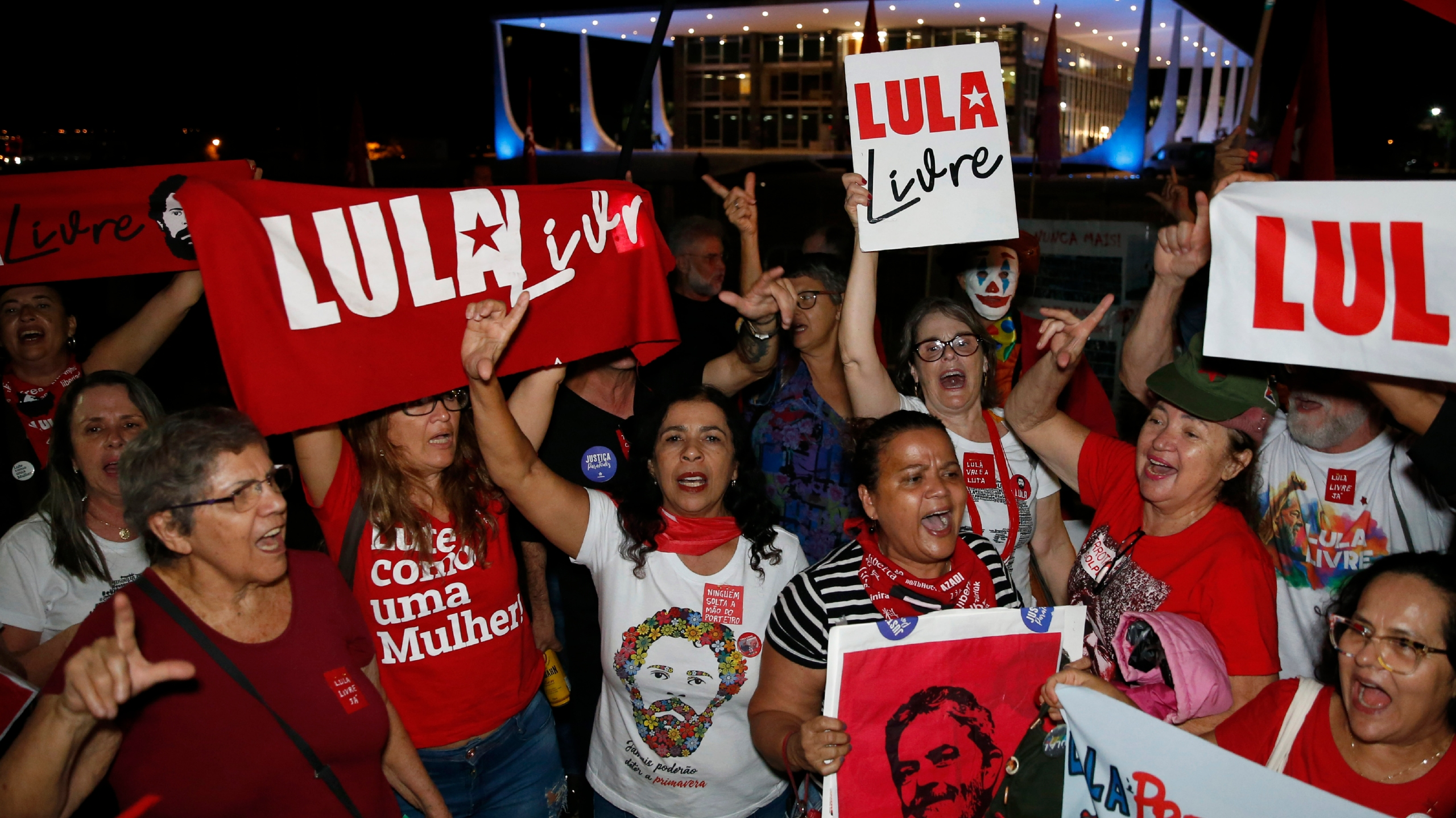 Image result for evo morales disposed in a coup, lula da silva freed from jail