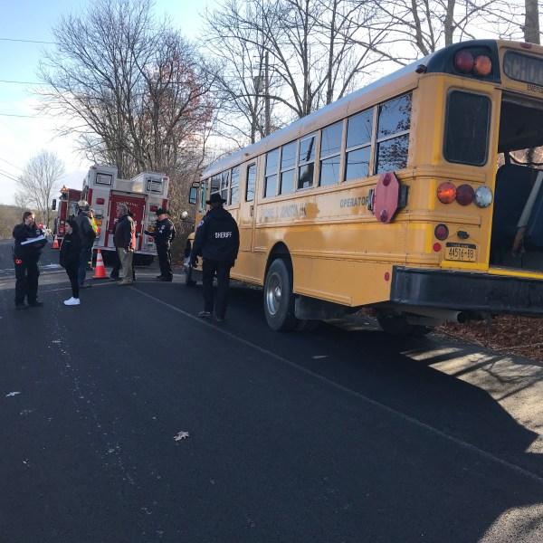 Columbia County School Bus Accident