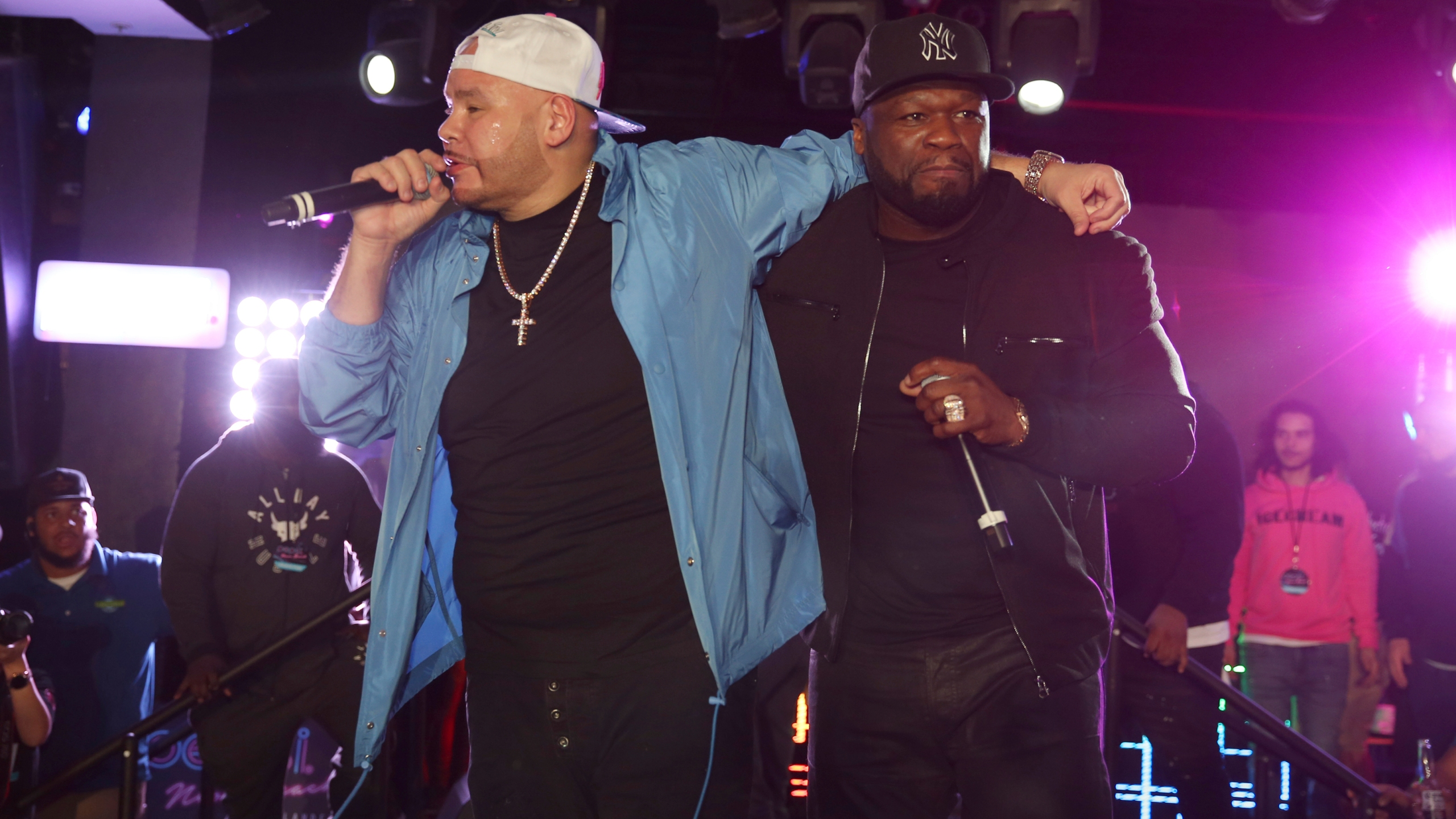 Fat Joe, 50 Cent