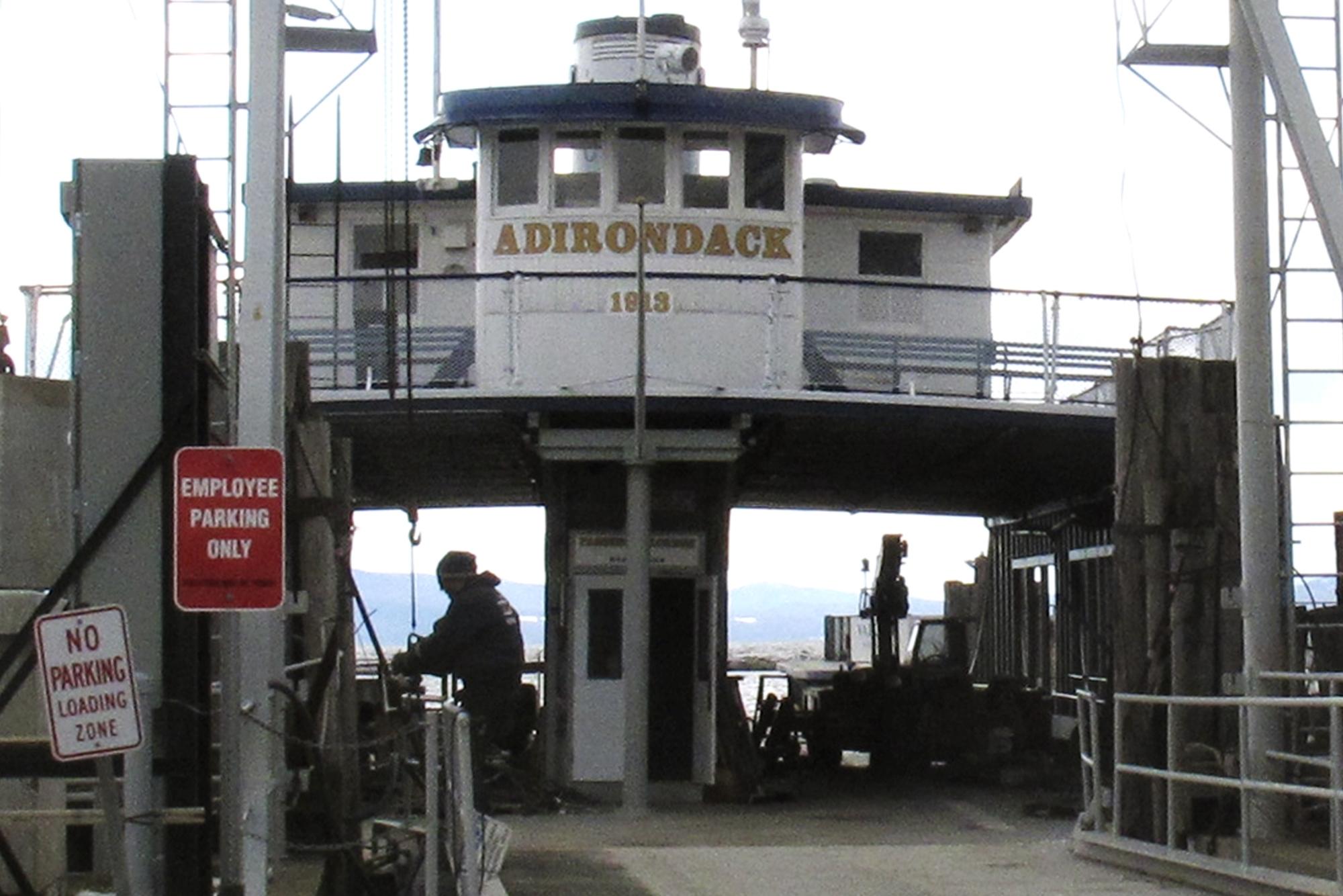 Adirondack Ferry