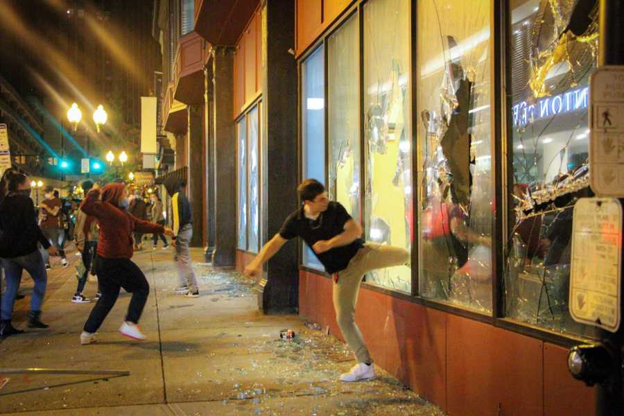Albany Riots