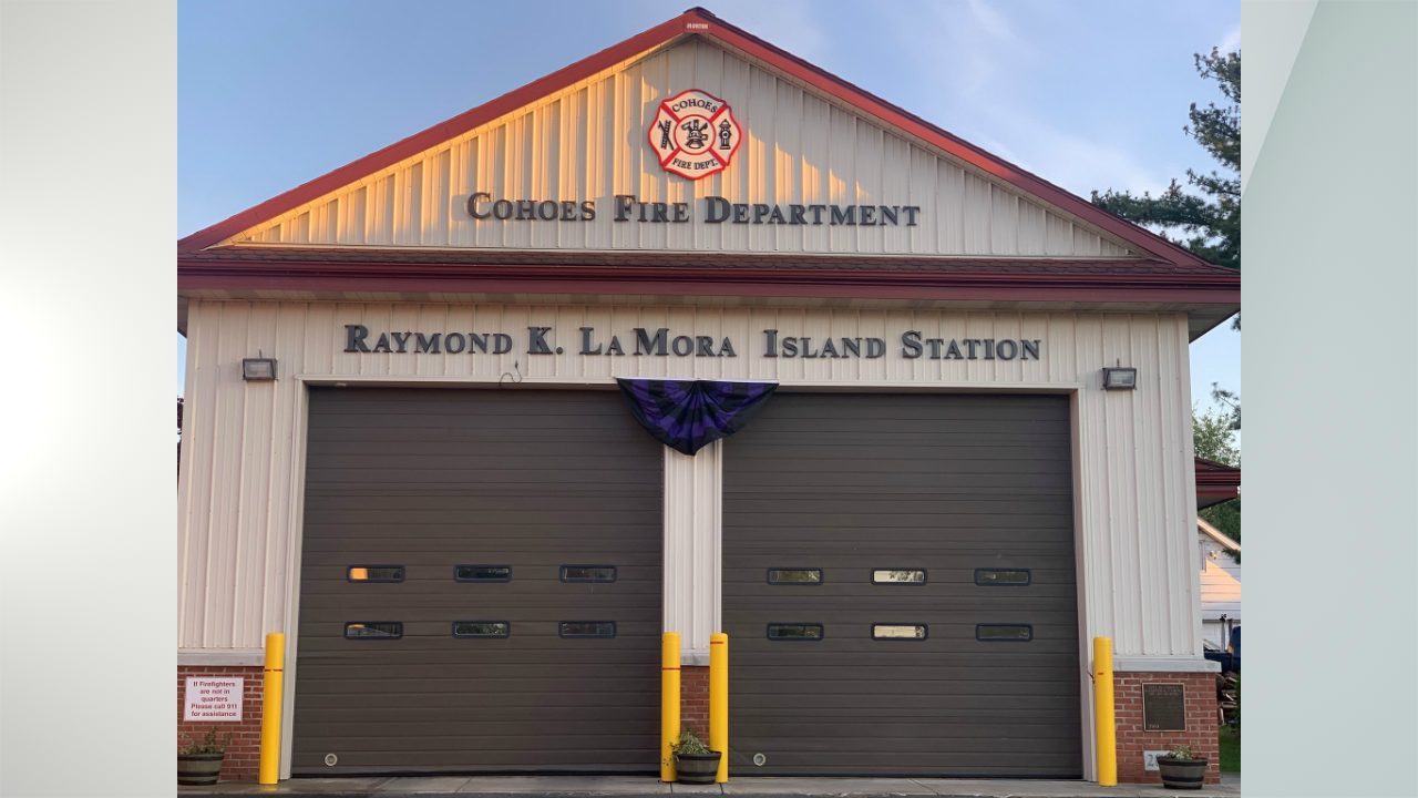 Lamora Fire Station, Cohoes