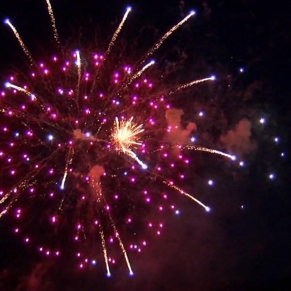Fireworks rattling neighborhoods in Albany