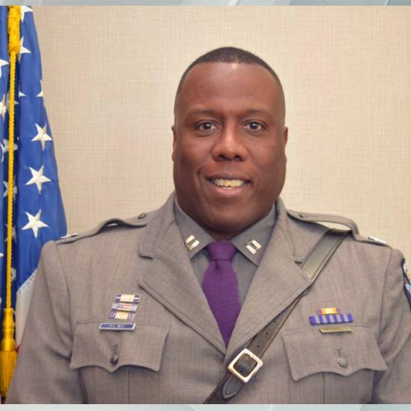 Captain R. Christopher West