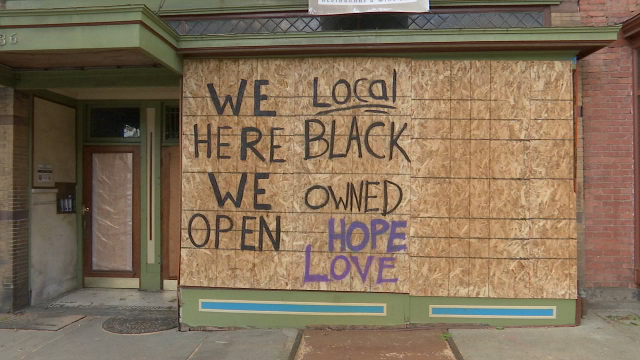 Small businesses feel aftershocks of Albany riots