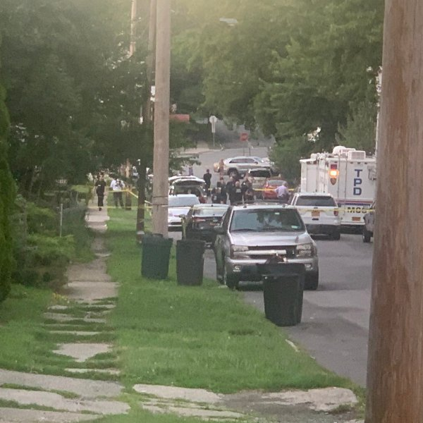 17th street troy stabbing shooting off-duty