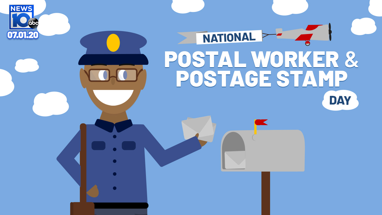 National Postal Worker & Postage Stamp Day