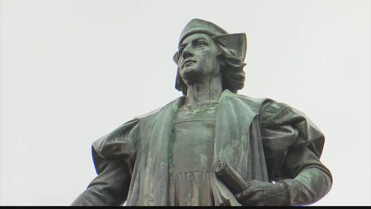 christopher columbus statue syracuse