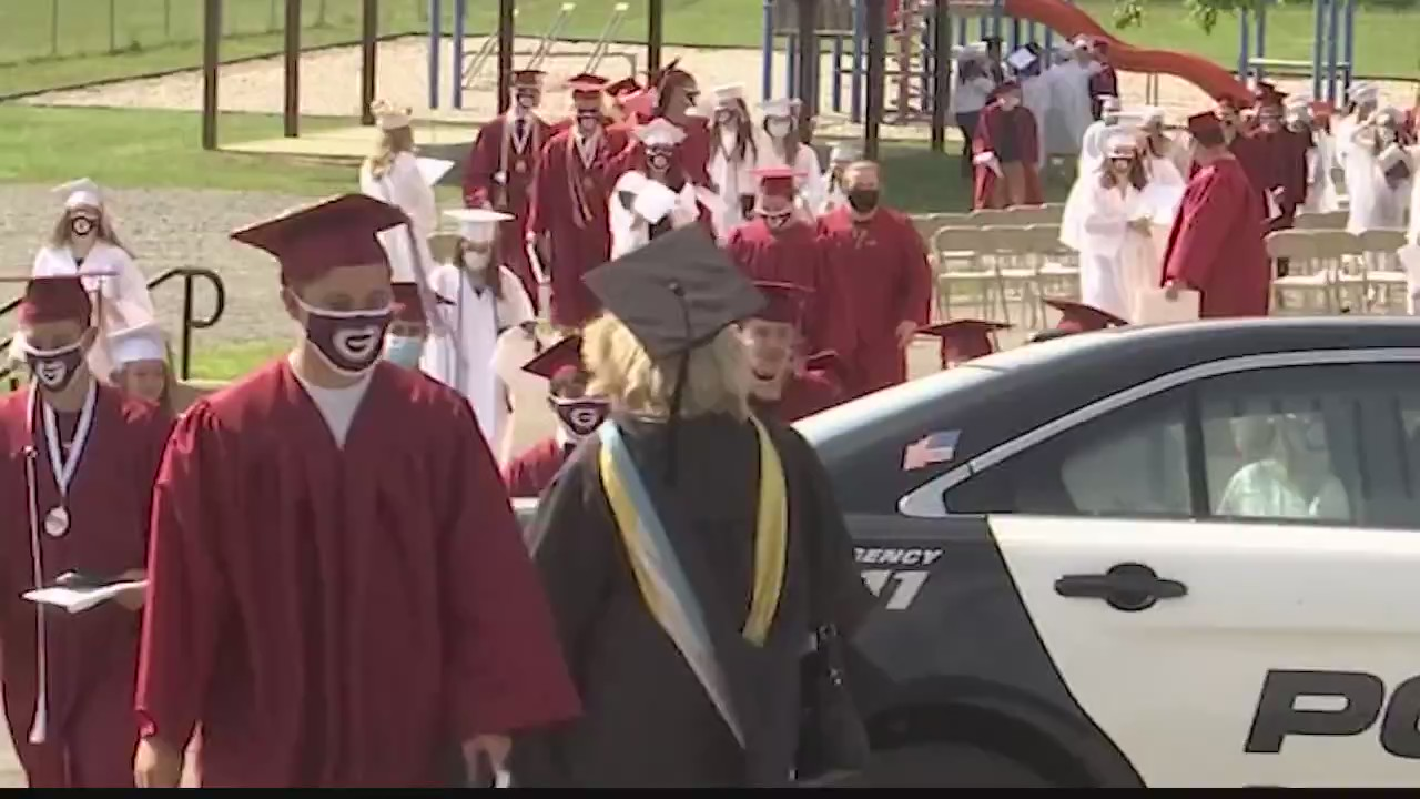 gloversville high school graduation 2020 coronavirus covid