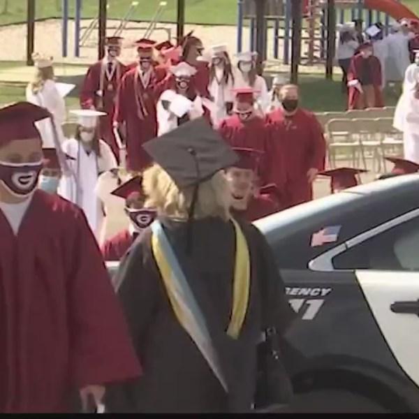 gloversville high school graduation 2020 coronavirus covid