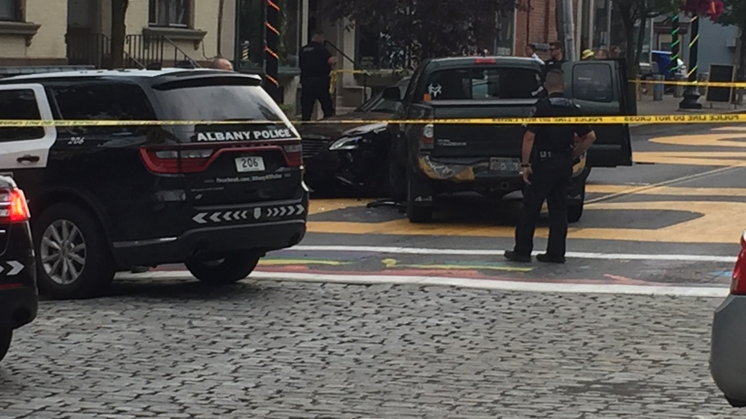Stolen Car Albany