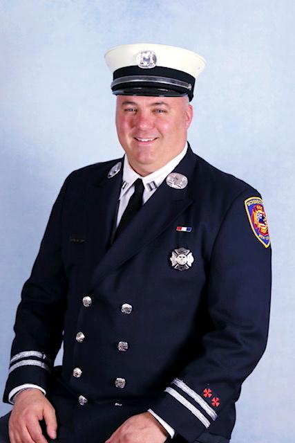 Captain David Massaro