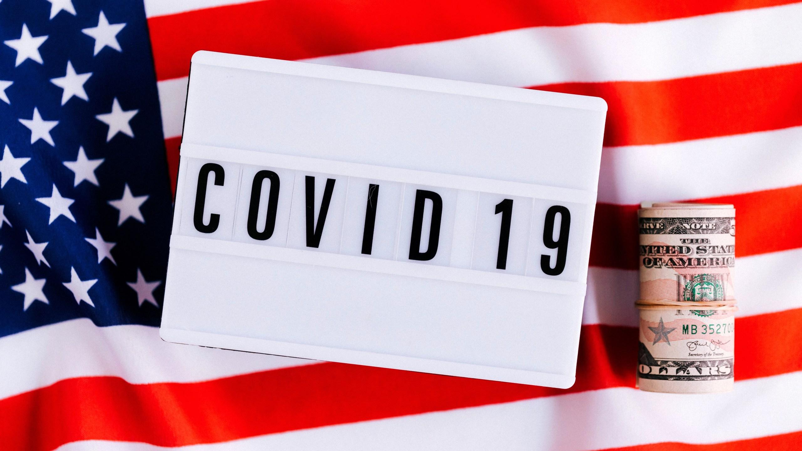 Coronavirus money in America