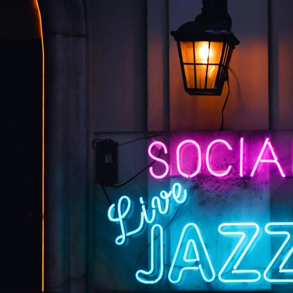 """""""Social Live Jazz"""""""