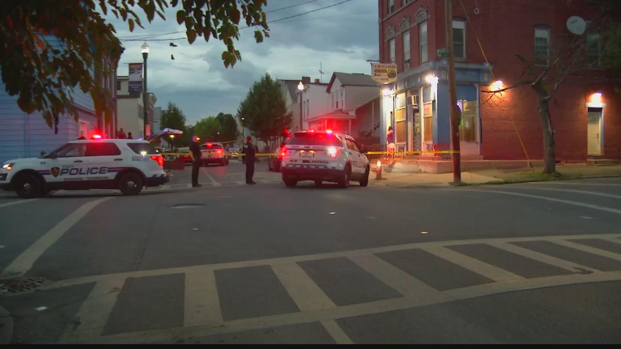troy stabbing 2nd street tyler street 07132020