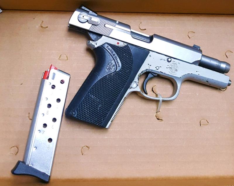 Joseph Williams gun