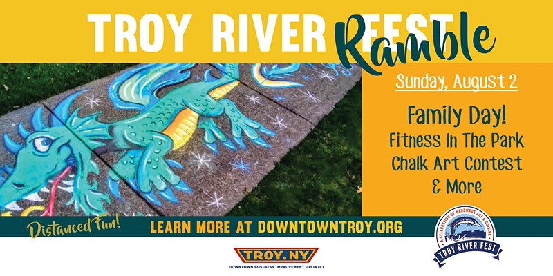 Sunday is 'Family Day Out' at Troy River Ramble