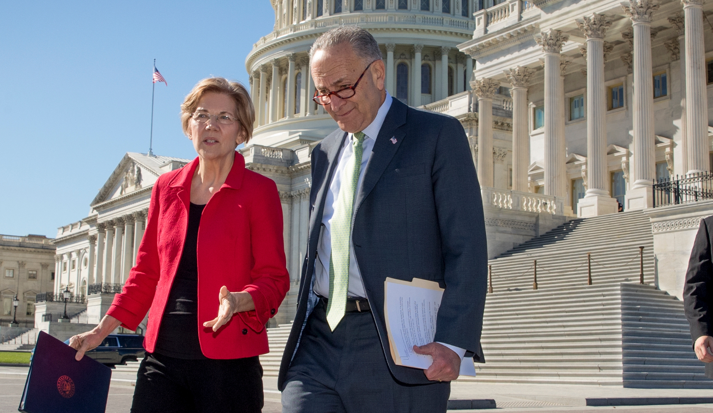 Schumer and Warren