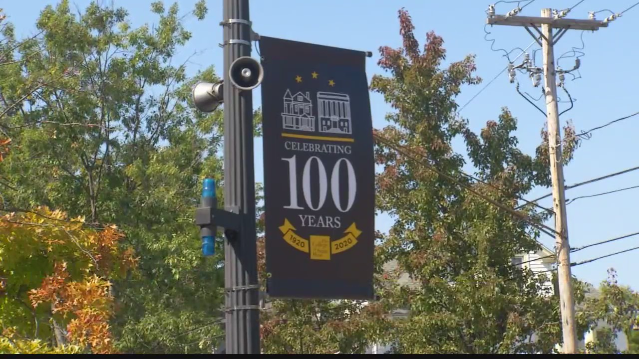 College of Saint Rose 100 years