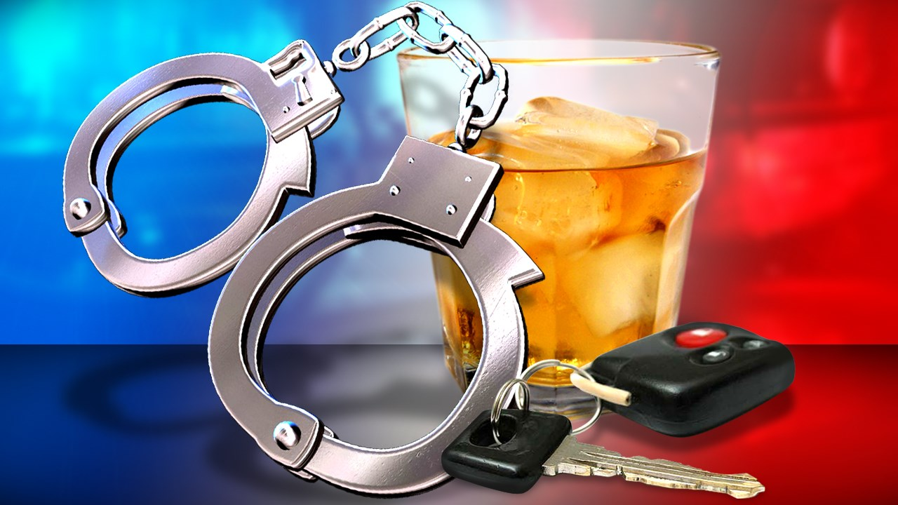 dwi dui drinking driving arrest police crackdown generic intoxicated