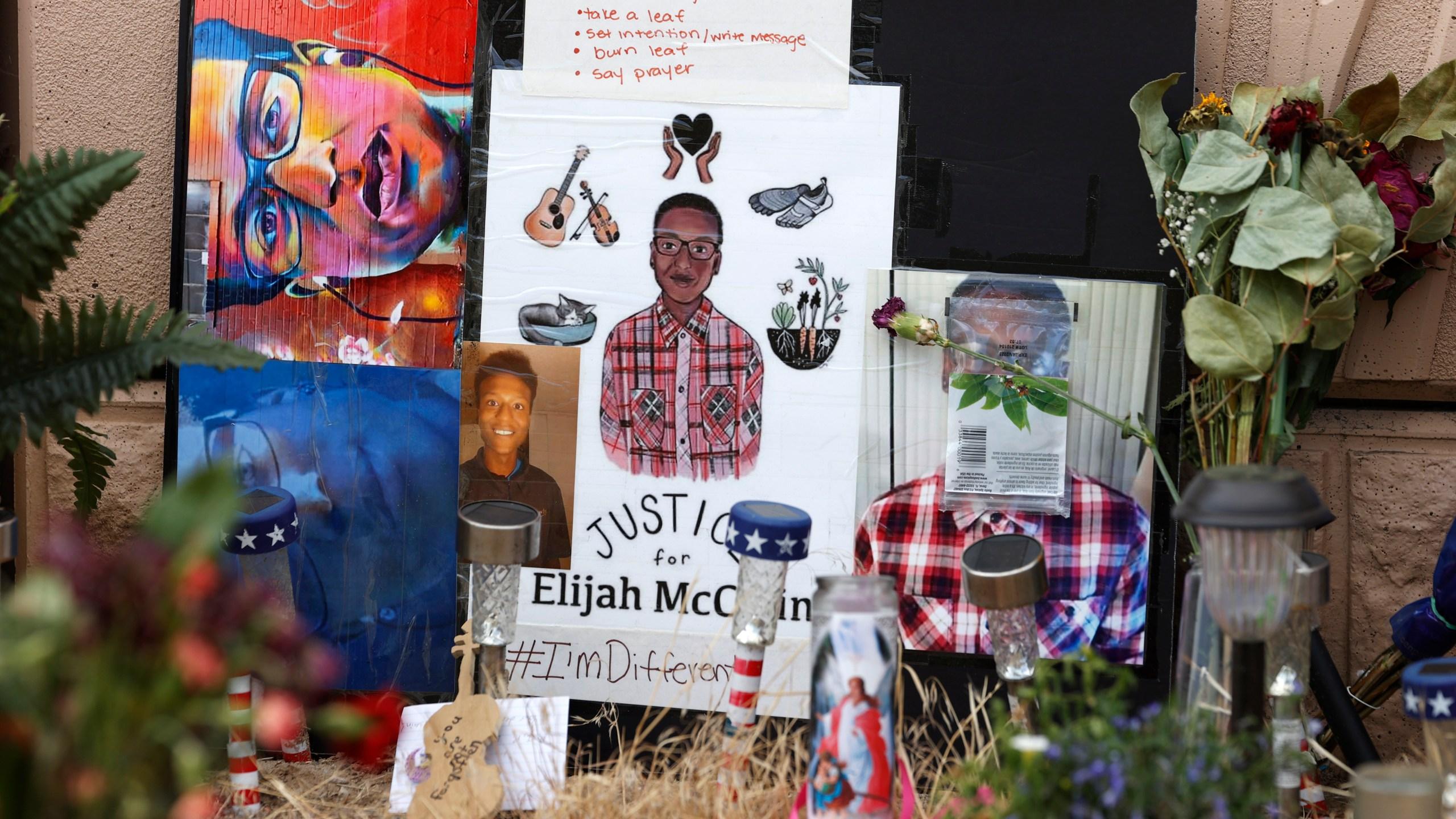 Elijan mcClain memorial, r m