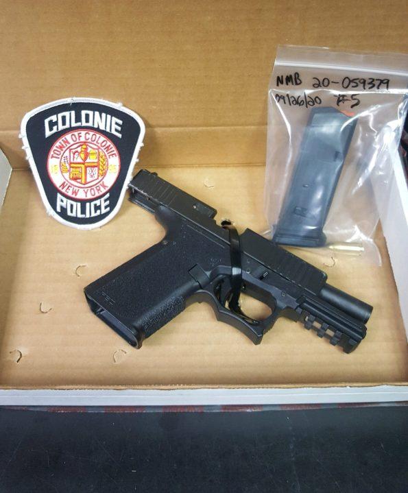 pierson handgun