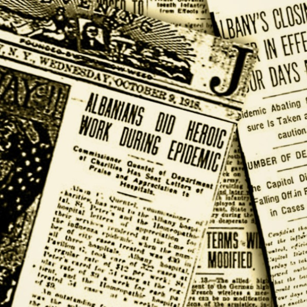 Spanish Flu headlines