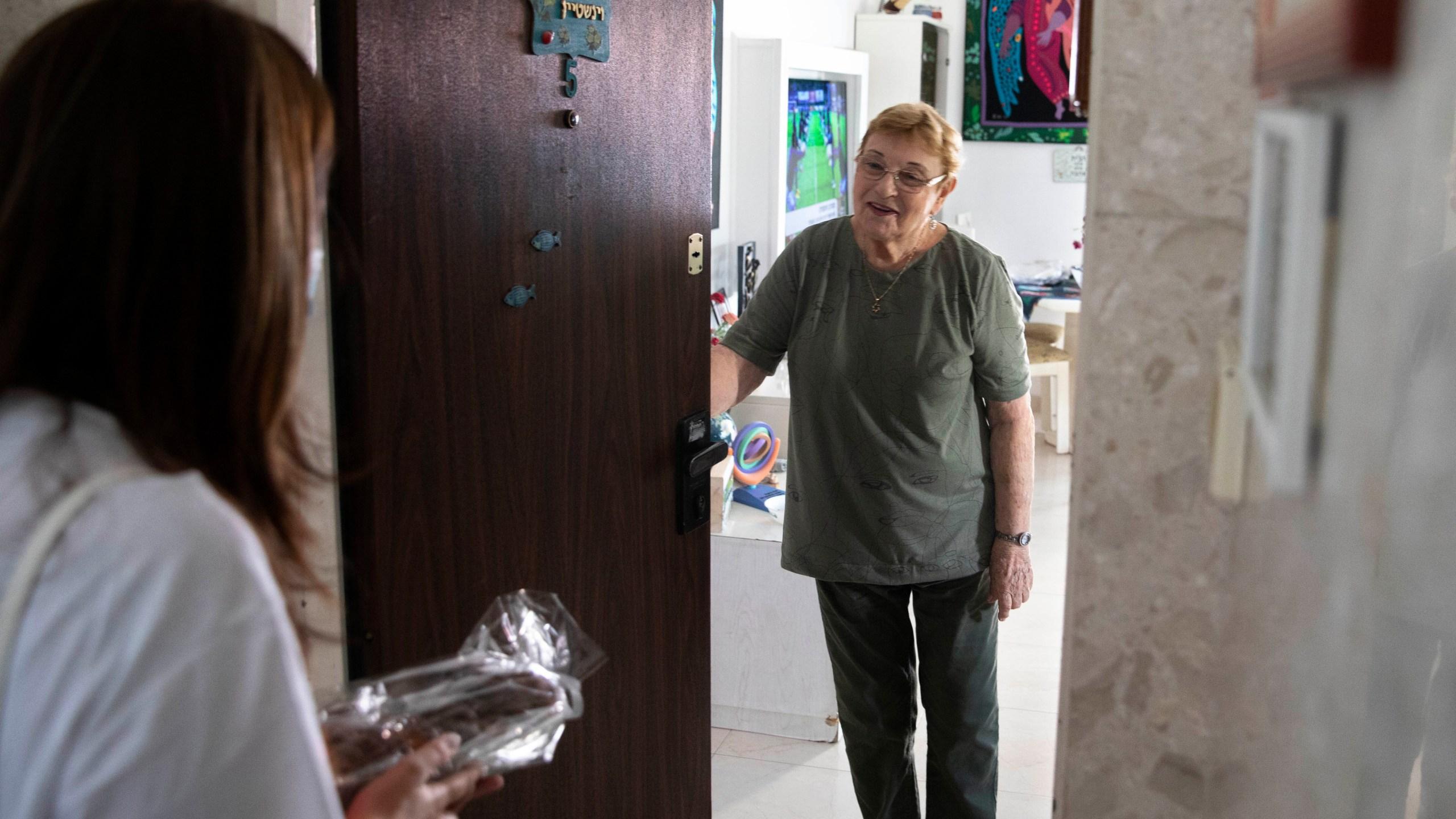 Sharon Yaron, Sara Weinsten