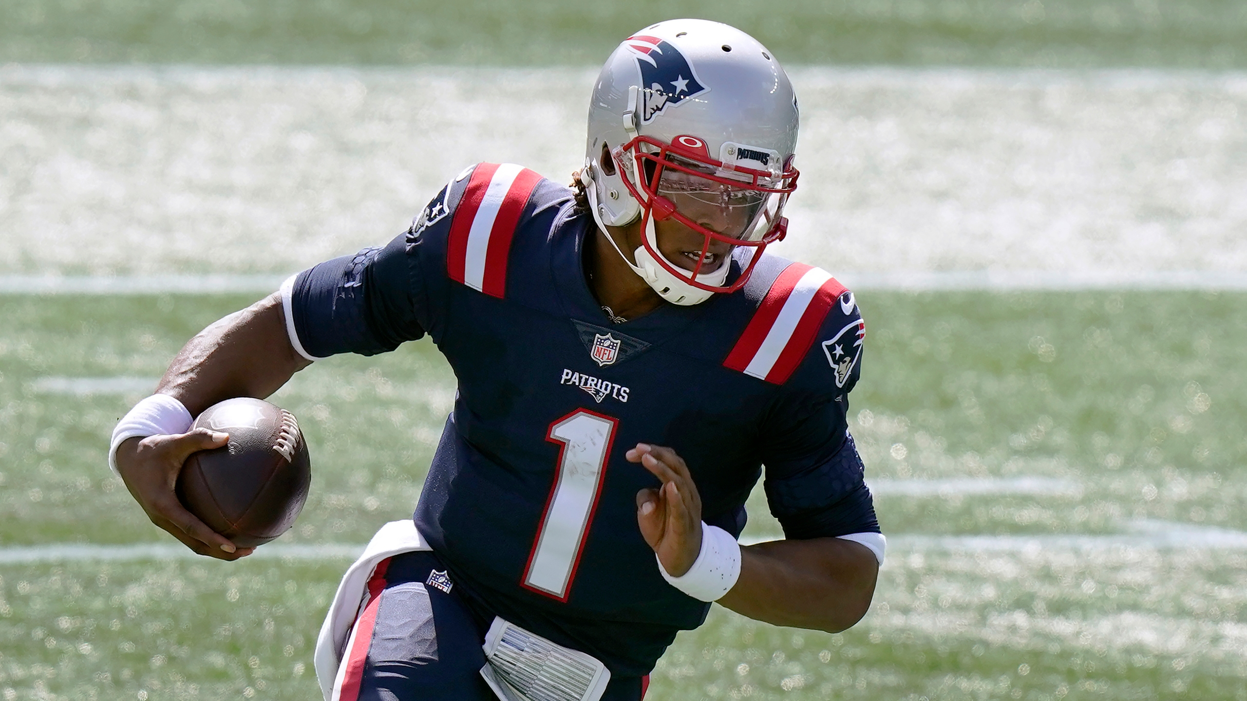 Stopping The Run Is Key For Bills Defense Against Cam Newton And Patriots News10 Abc