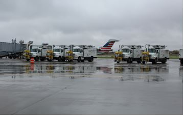 Albany Airport Winter Deicing