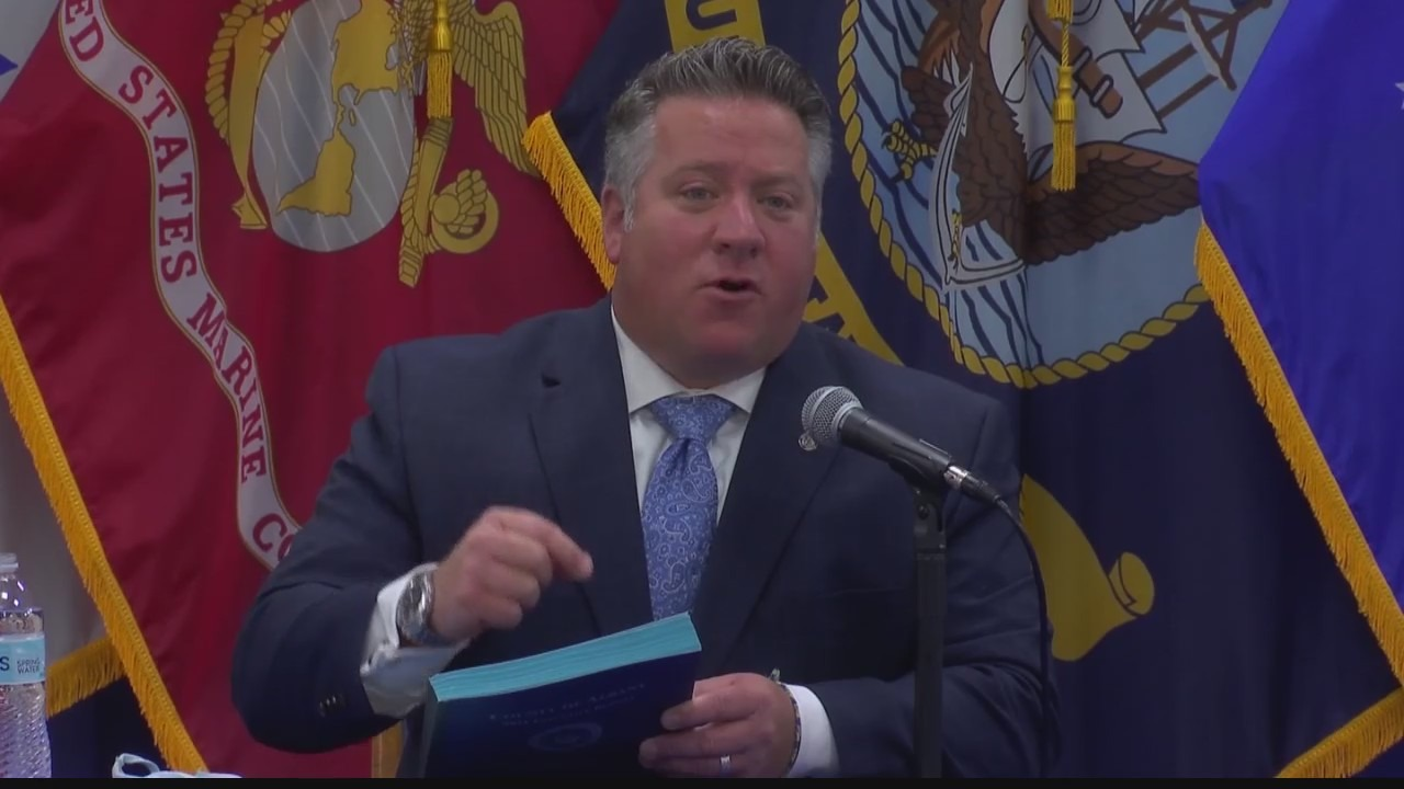 Albany County Executive Dan McCoy