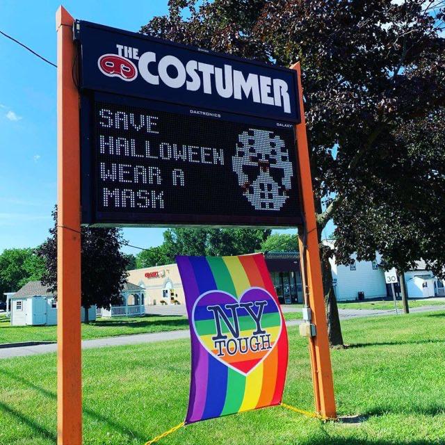 The Costumer has this years Halloween costume trends
