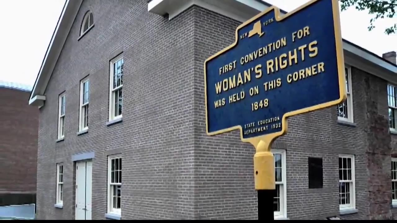 new york women's suffrage right to vote 19th amendment