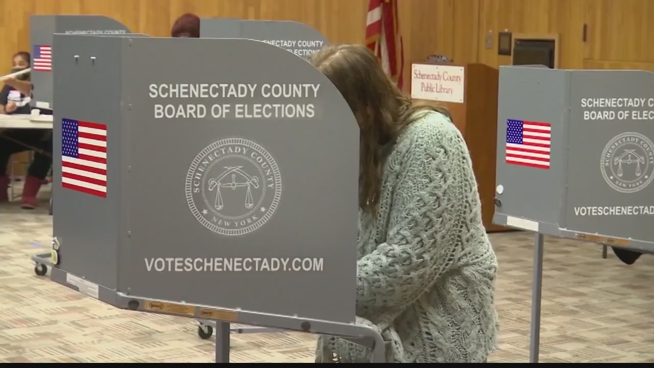 schenectady county board of elections voting vote polls