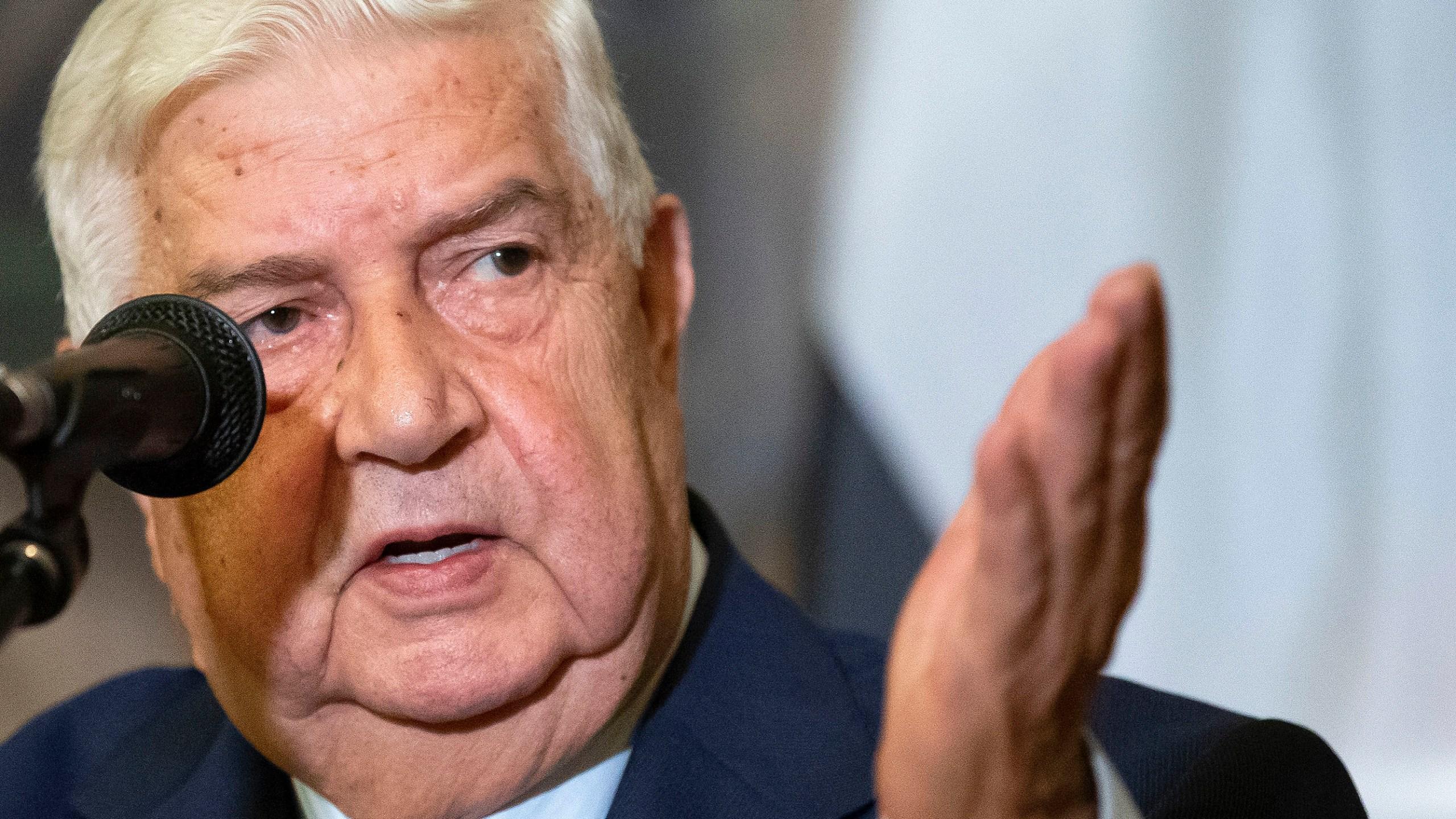 Walid al-Moallem