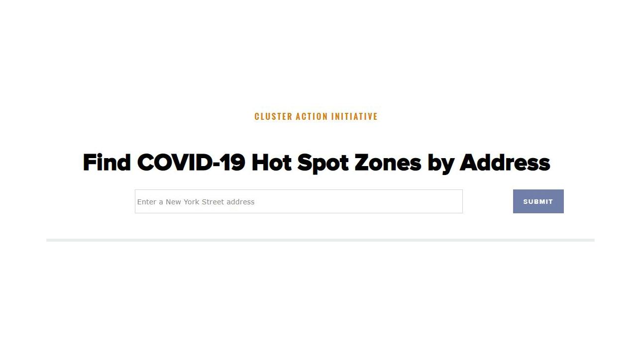 Hot Spot Tracker