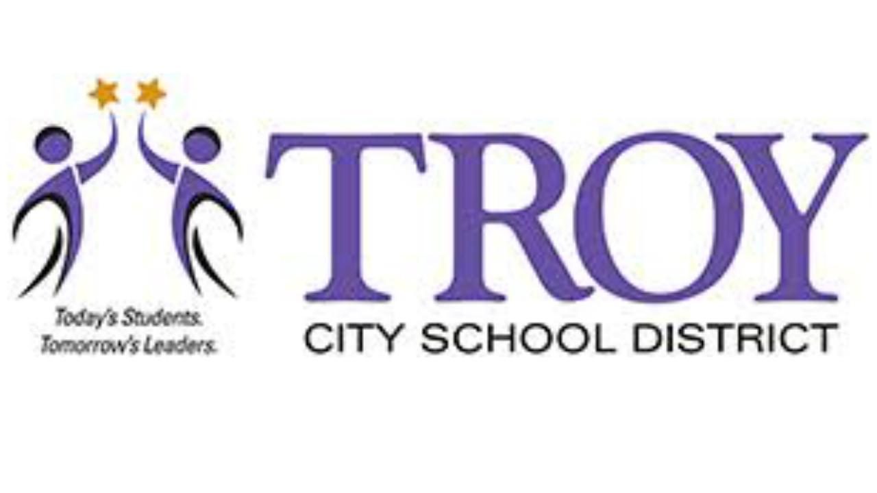 Troy City School District Logo