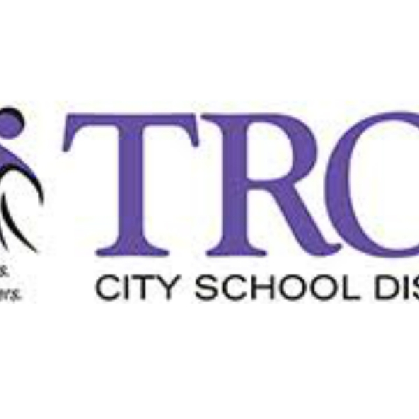 Troy City School District Logo