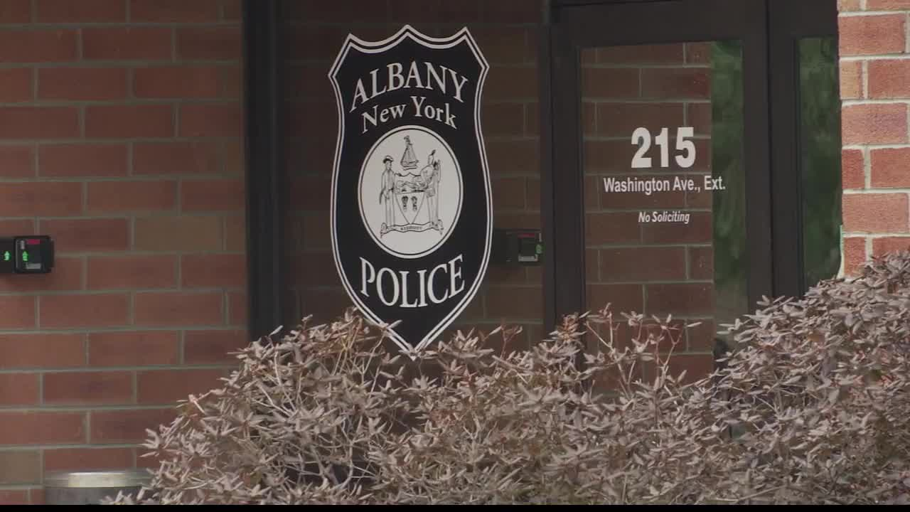 albany police academy