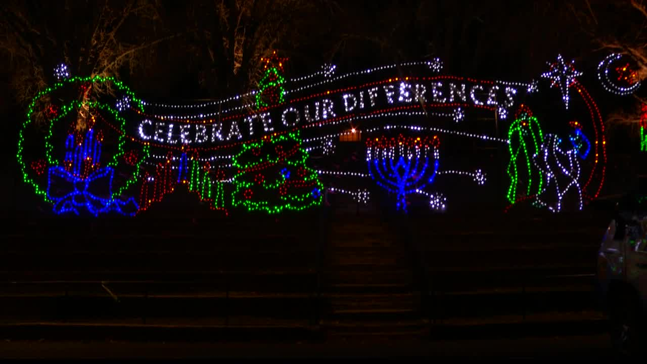Christmas Lights Route 2021 Albany Oregon Capital Holiday Lights In The Park Closed Until Sunday