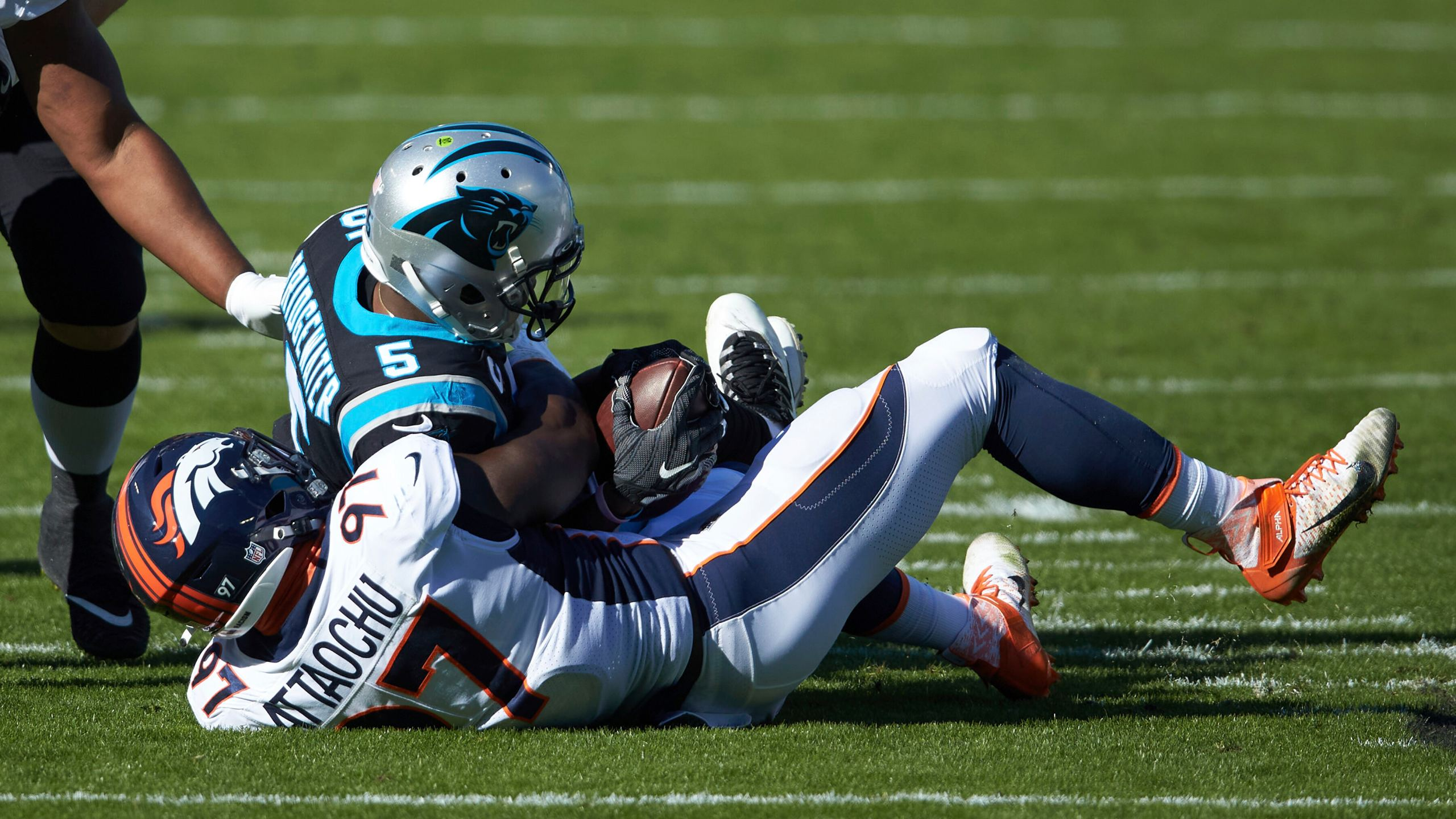 Bills face 'another test' against Broncos top ranked red zone defense    NEWS10 ABC