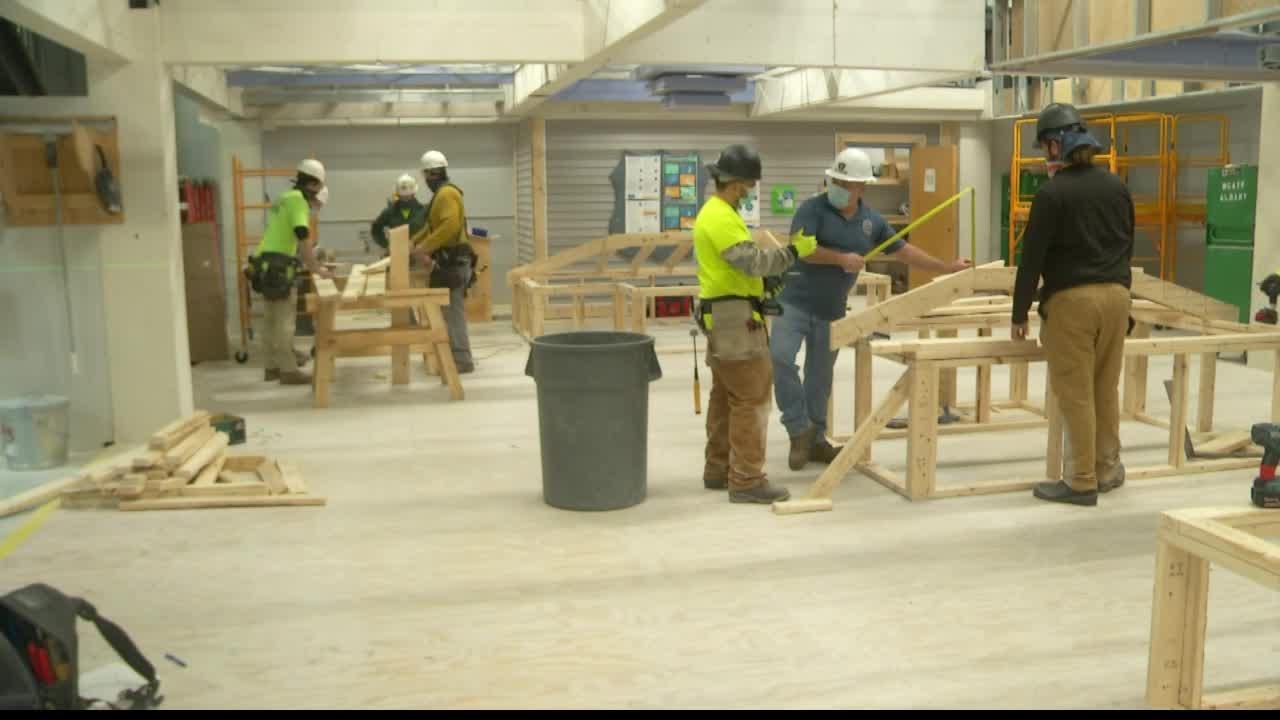troy high school carpenter program