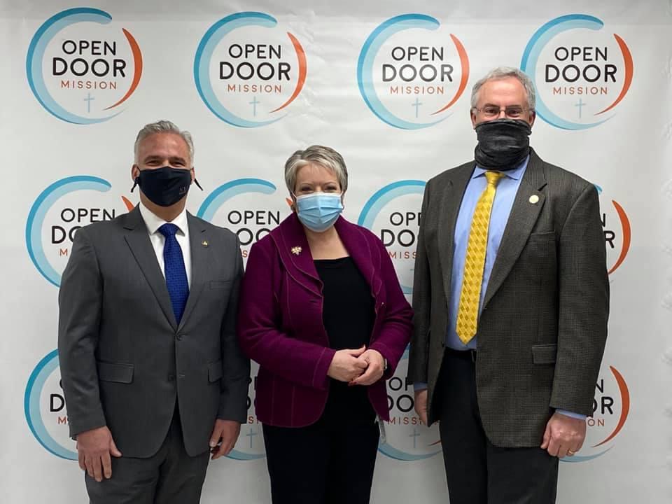 open door mission grant