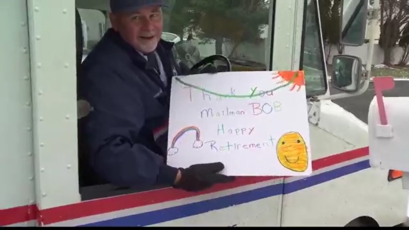 Bob renslow mailman retirement