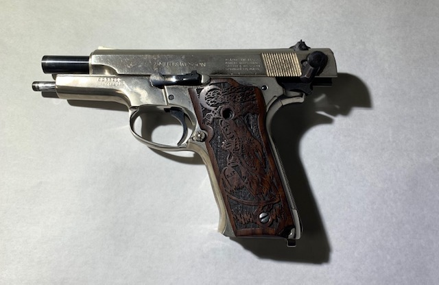 Rivera Santos Handgun