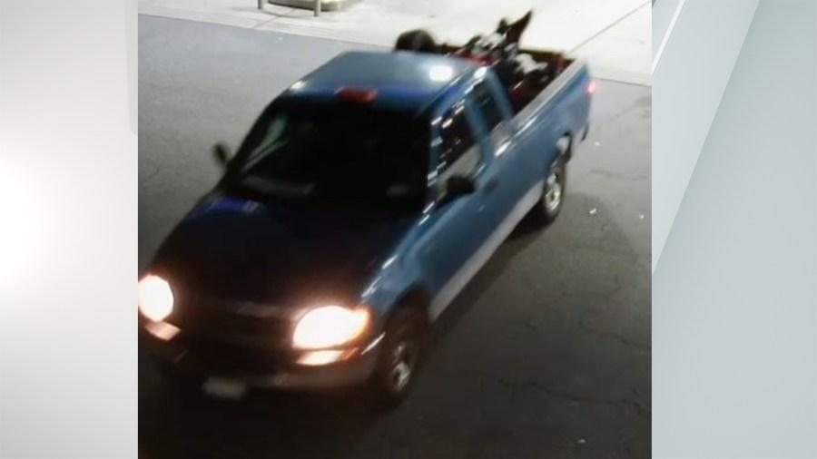 Larceny Investigation Queensbury Truck 1