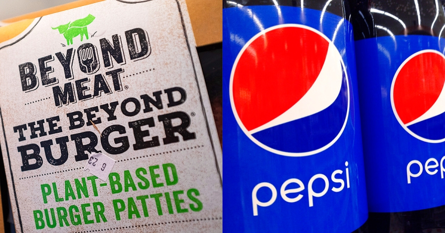 Pepsi teams up with Beyond Meat in new partnership