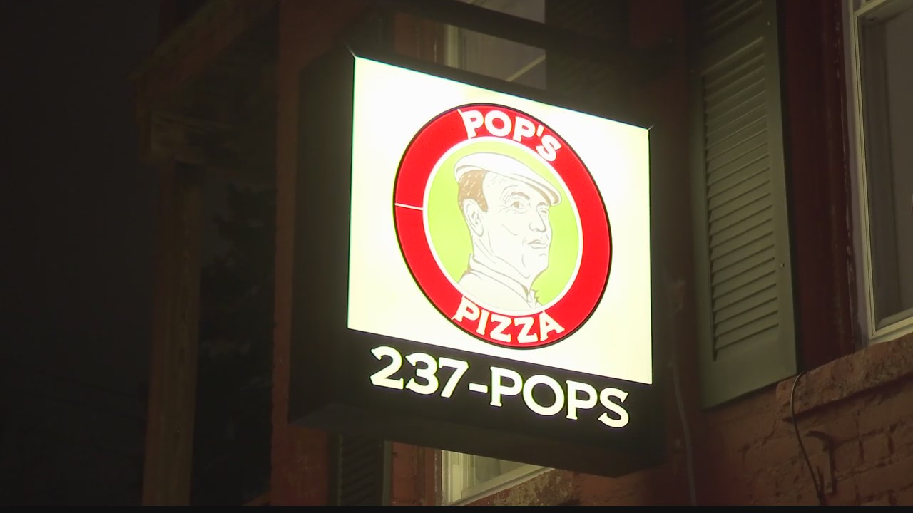 pop's pizza cohoes