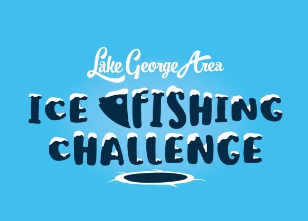 lake george area ice fishing challenge
