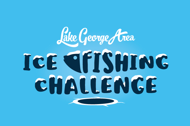 lake george area ice fishing challenge